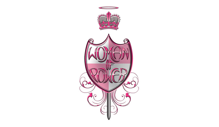 Women Of Power Logo By JQ Art Business