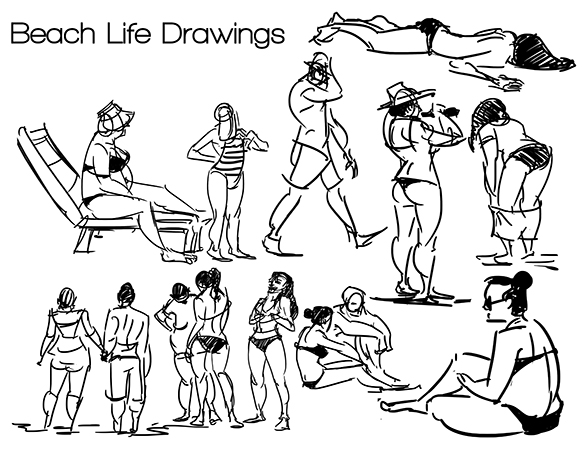 sketches By JQ Art Business